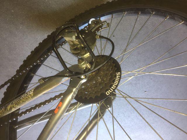 Bicicleta 24 pulgadas