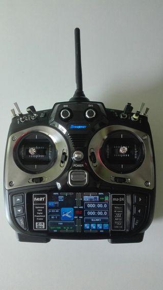 Emisora RC Graupner MZ-24