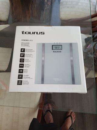 Báscula de baño Taurus (A estrenar)