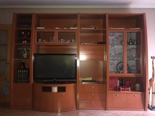Armario salón de casa