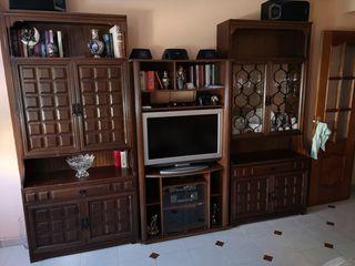 Mueble de salón castellano