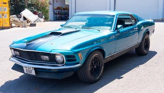 Ford Mustang Mach1 1970 2019