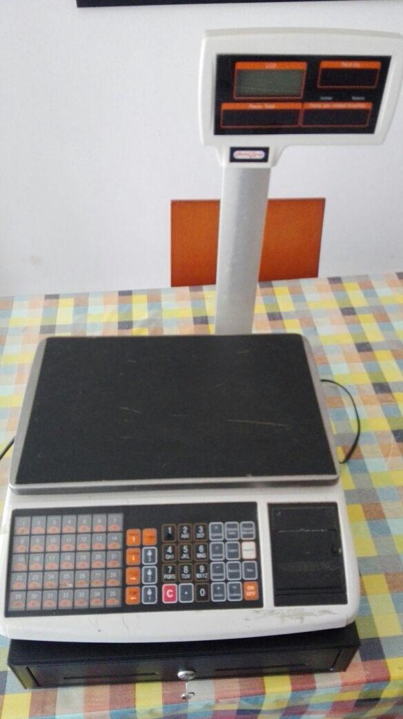 Báscula registradora