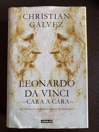 Libro LEONARDO DA VINCI de Christian Galvez