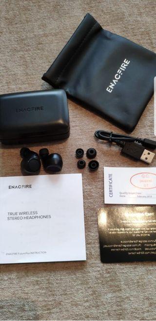 Auriculares Bluetooth ENACFIRE Plus