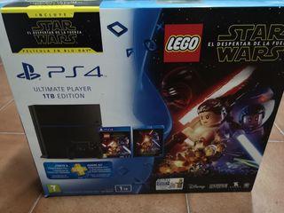 PS4 1Tb Star Wars