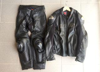 Mono 2 piezas chaqueta pantalón Dainese Sta Mónica