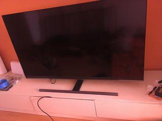 bc1d379f2201 Televisor 55 pulgadas de segunda mano en Barcelona en WALLAPOP