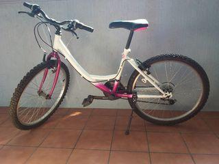 Bicicleta seminueva