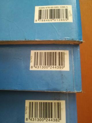 libros de matemáticas 3 de primaria