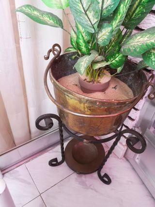 Cubo de cobre