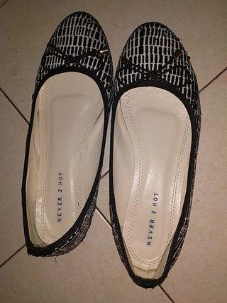 Ballerinas / zapatos bajos de mujer talla 39