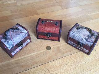 Cajas de decoración