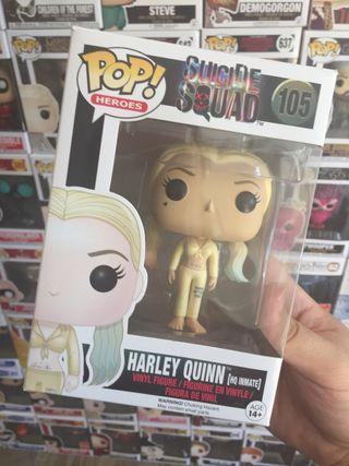 Funko Pop - Harley Quinn (HQ Inmate)