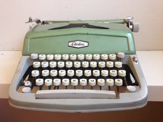 Maquina de escribir ANDINA
