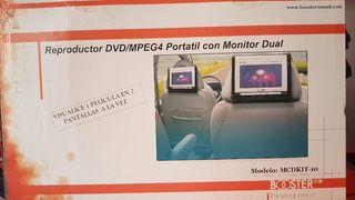 vendo reproductor de DVD para coche