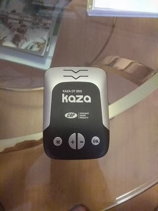 Avisador y detector de radares Kaza DT 350
