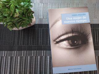 Novela Una mujer de nuestro tiempo, urge venderla