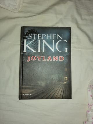 vendo libro de stephen king