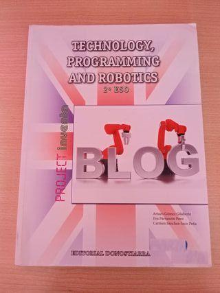 Libro de texto tecnología 2 Eso