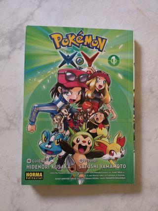 Manga Pokémon XY