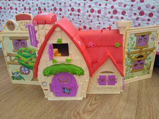 Casa de cuentos pin y pon