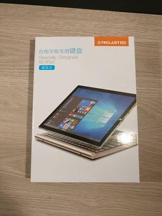Teclado y funda para tablet Teclast T10