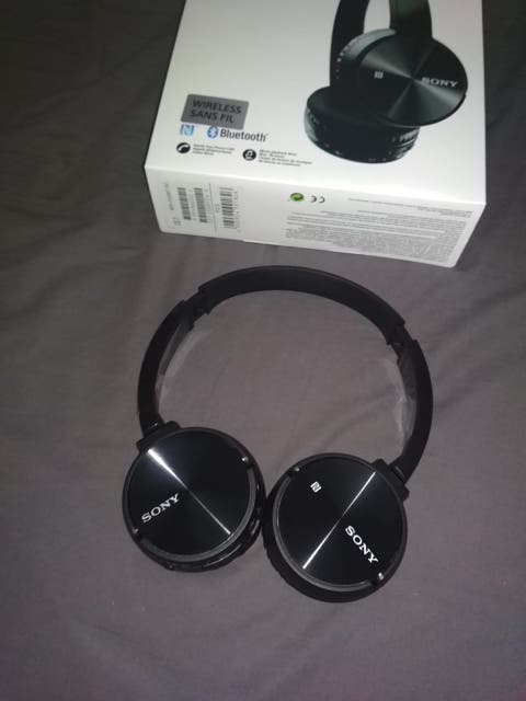Altavoces MDR-ZX330BT
