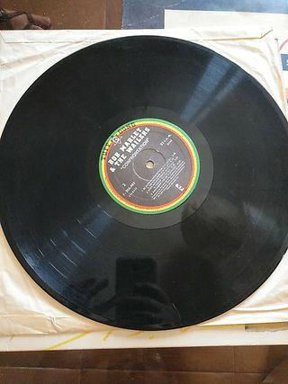 Bob Marley the wailers confrontation vinilo LP