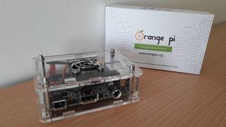 Ordenador completo Orange Pi PC Plus
