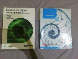 libros de primero 1r bachillerato tecnolojico
