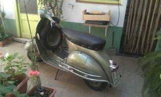 Vespa 150S año 1963