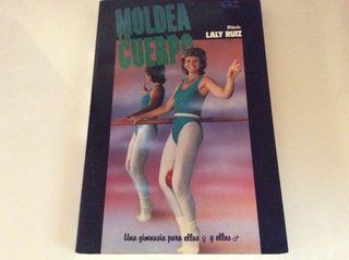 """Libro ejercicios """"Moldea tu cuerpo"""""""