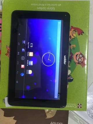 "Tablet Wolder miTab Iron 9""(piezas)."