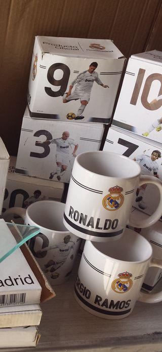 Real Madrid (tazas)