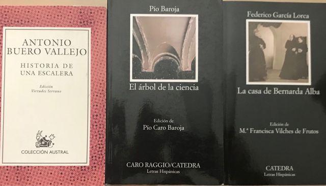 6 libros lectura bachillerato.