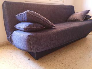 sofá cama libro en Chipiona