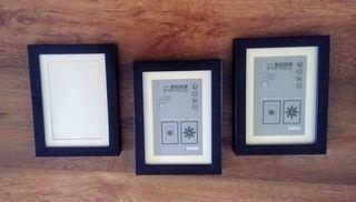 3 Marcos para fotos de Ikea