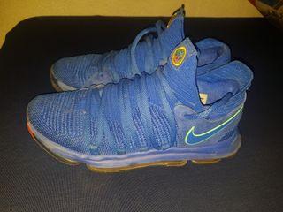 zapatos Nike azules talla 9