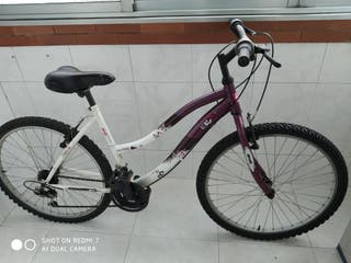 Mountain bike mujer