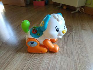 perro juguete vtech