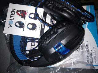 Auriculares PS4/PC y mas