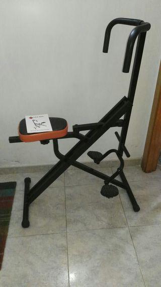 Maquina de ejercicios Crunch