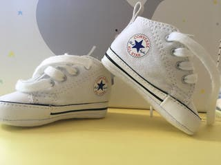 Converse All Star bebé SIN ESTRENAR