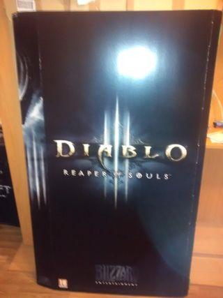 Embellecedor antirobo Diablo III Reaper of Souls