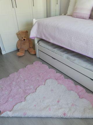 alfombra Lorena canals galleta reversible