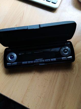 pantalla de radio y CD para coche