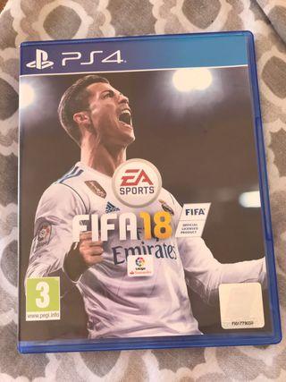 FIFA 18 y NBA 2K18 PS4