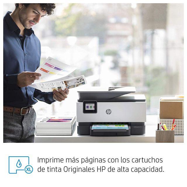 Garantía+Impresora HP multifunción WiFi doble cara