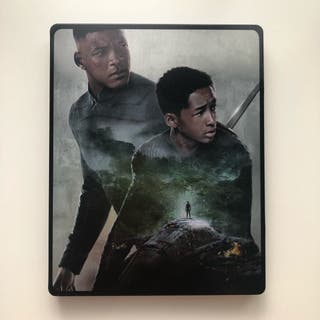 After hearth blu-ray steelbook (leer)